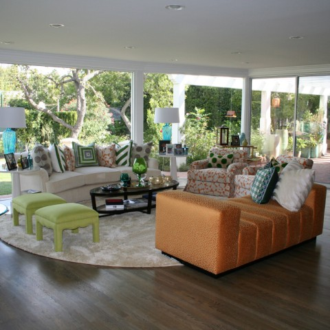 Brentwood Eclectic Home